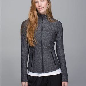 Lululemon gray define jacket